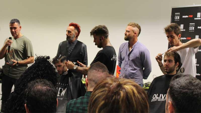 Barberos 3.0 muestra las tendencias en barbería en Salón Look