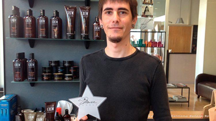 El estilista Imanol Oliver logra una estrella Monroe
