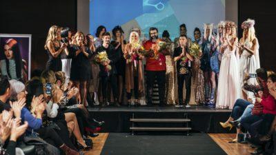 La peluquería murciana se cita en el desfile de Revlon Professional
